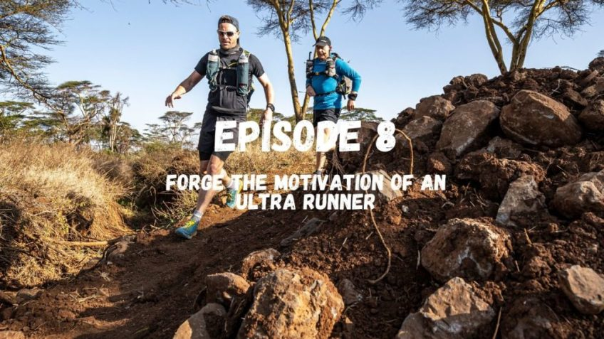 Forging the motivation of an ultra-runner with Simon Davies
