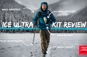 BTU ICE ULTRA KIT REVIEW | Running Kit & Clothing for the Ice Ultra in Sweden