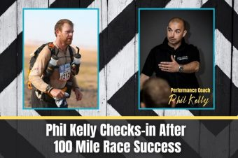 Running 100 Miles in Less Than 24 Hours | A Catch-Up With Performance Coach Phil Kelly