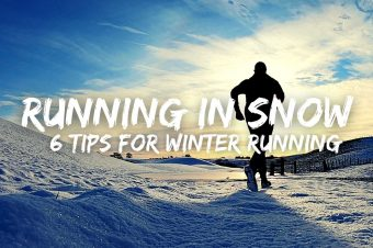 6 Tips For Running in the Snow | Winter Running Guide