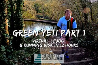 Virtual Team LEJOG & Running 100 km in 12 Hours | Green Yeti Part 1 – ULTRARUNNING DOCUMENTARY