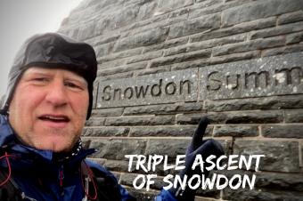 Triple Ascent of Snowdon | Green Yeti Part 2