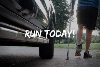 RUN TODAY | Don't take your running for granted