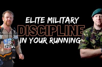 No Running Discipline? …Let's fix that!